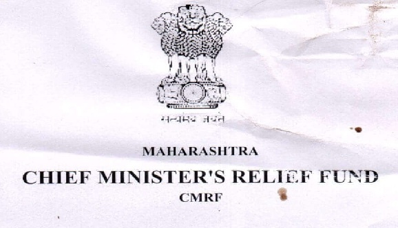 Donated Funds for Maharashtra Floods Relief