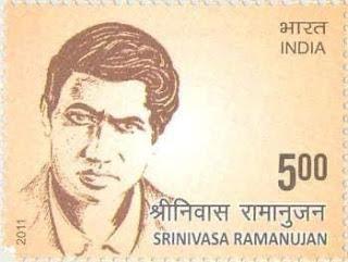 srinivasa - Shrinivas Ramanuj श्रीनिवास रामानुजन