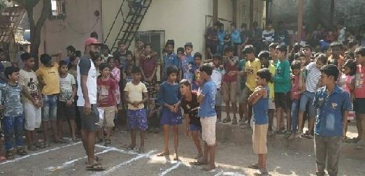 मोबाइल छोड़ मैदान पकड़ Khel Mahotsav & Importance of Game