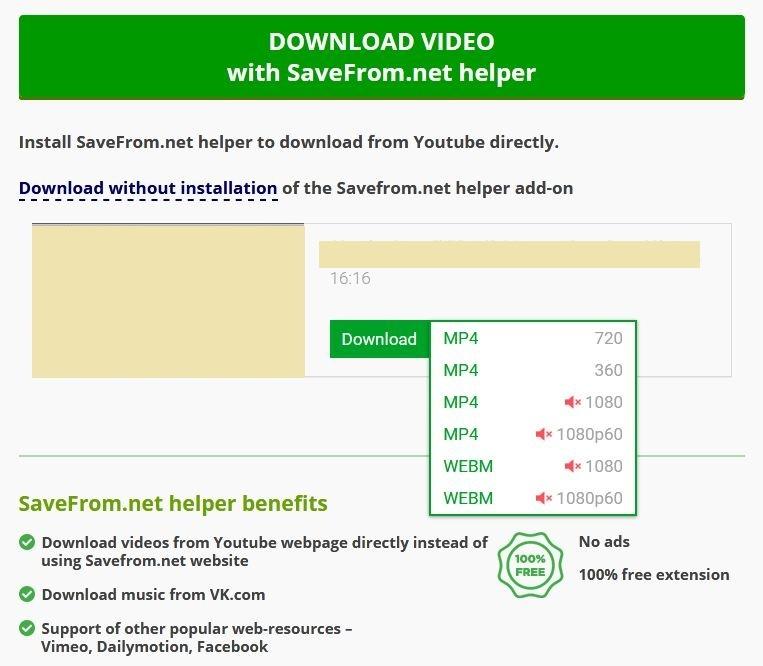 youtube video download 3 Youtube Video Download