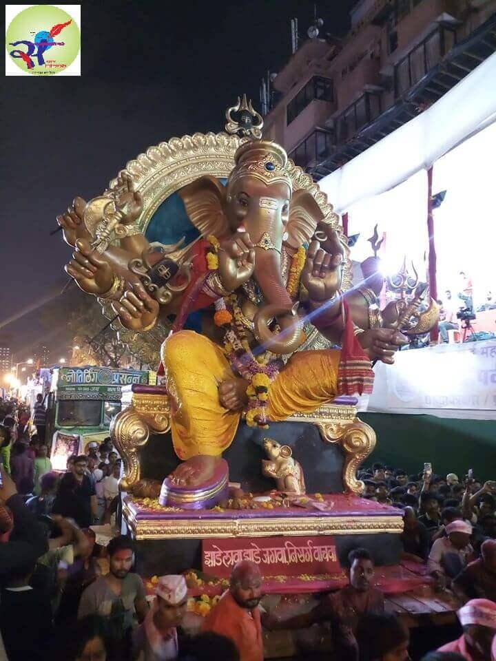 Ganpati Aarti lyrics